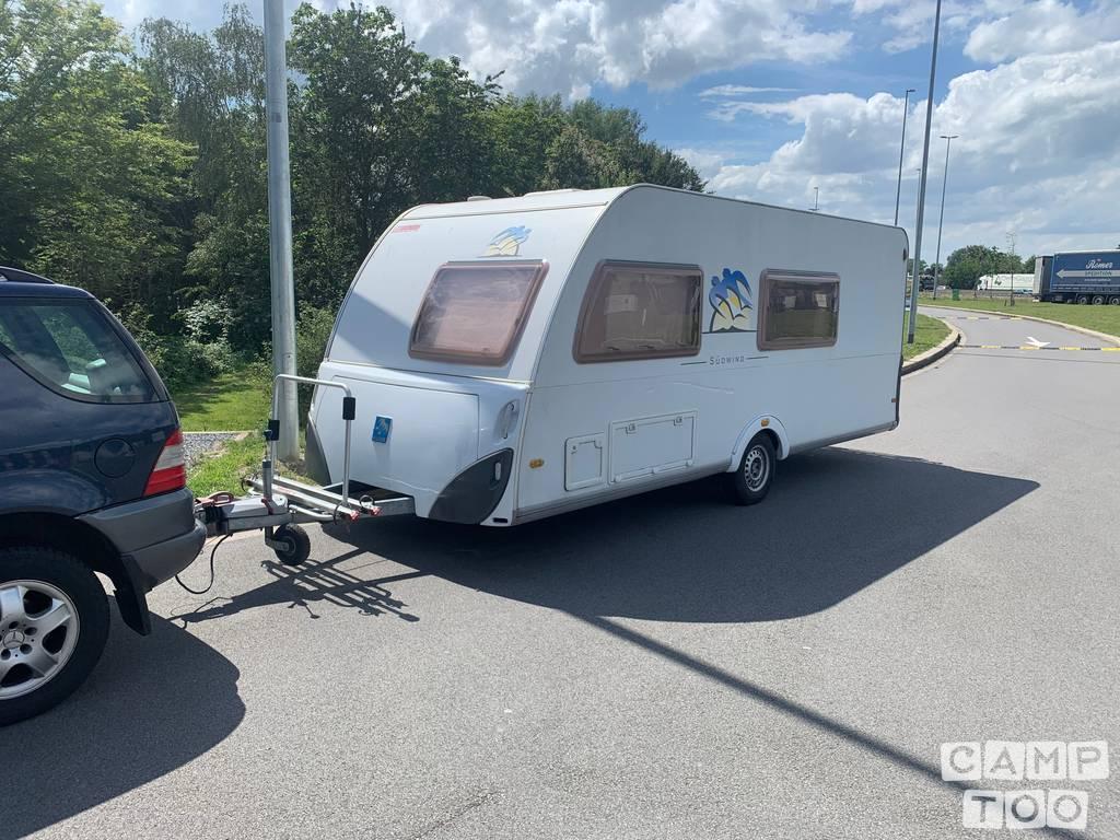 Knaus caravan od 2005: zdjęcie 1/10