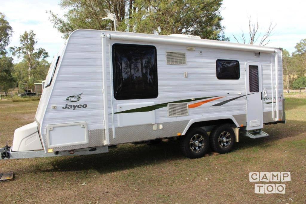 Jayco caravan uit 2012: foto 1/11
