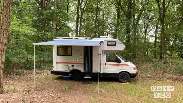Karmann-Mobil camper uit 1991: foto 1/7