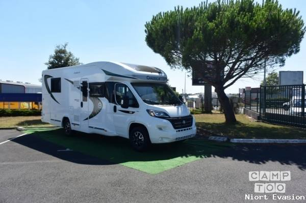 Chausson camper from 2019: photo 1/12