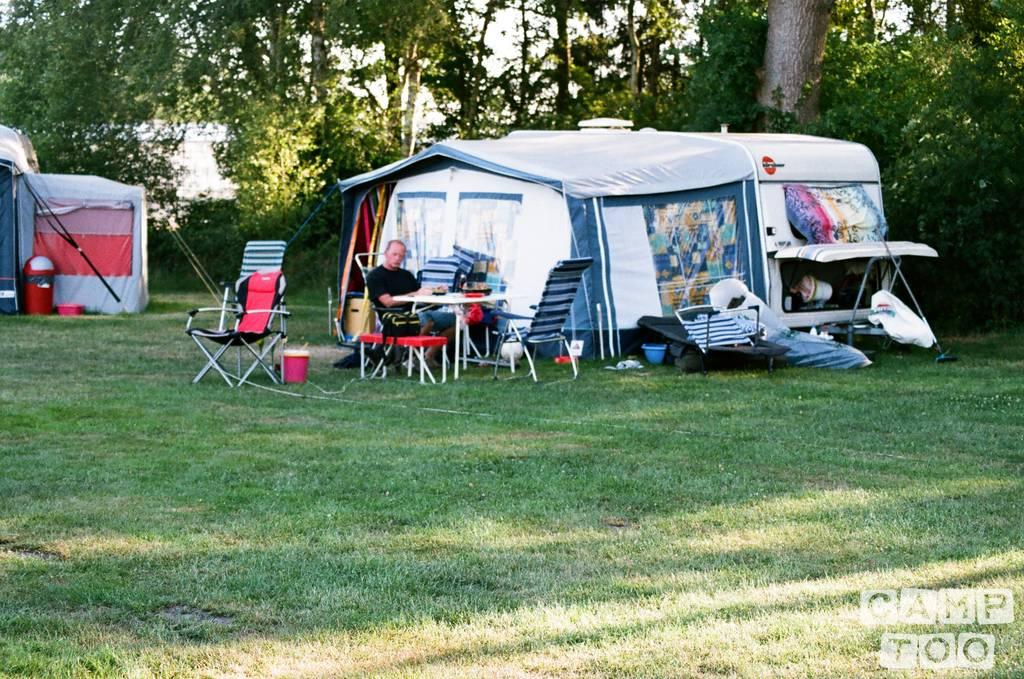 Bürstner caravan from 1992: photo 1/6