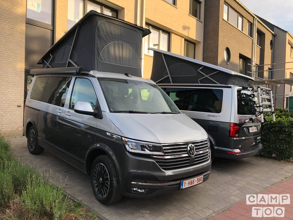 Volkswagen camper from 2021: photo 1/10