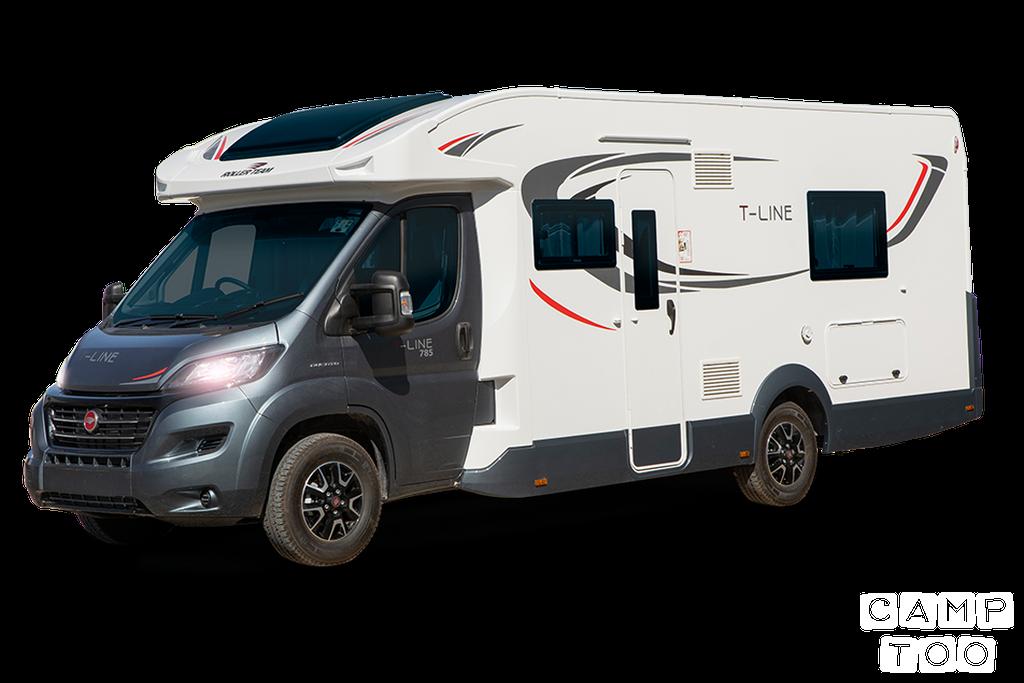 Fiat camper uit 2019: foto 1/12