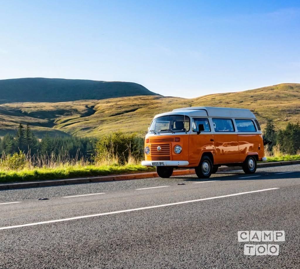 Volkswagen camper uit 2015: foto 1/5