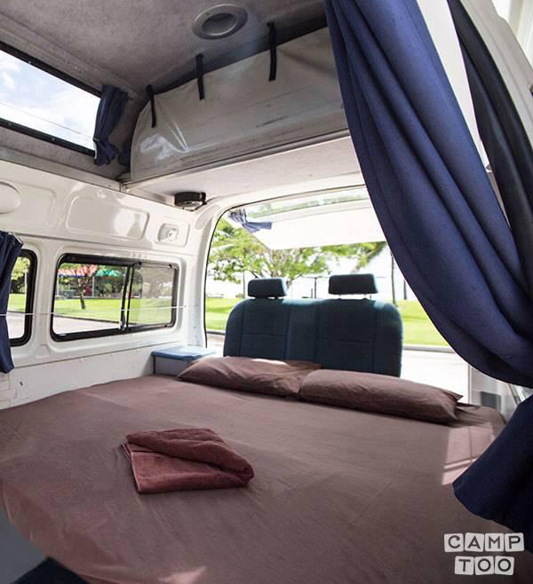 Toyota camper from 2013: kuva 1/6