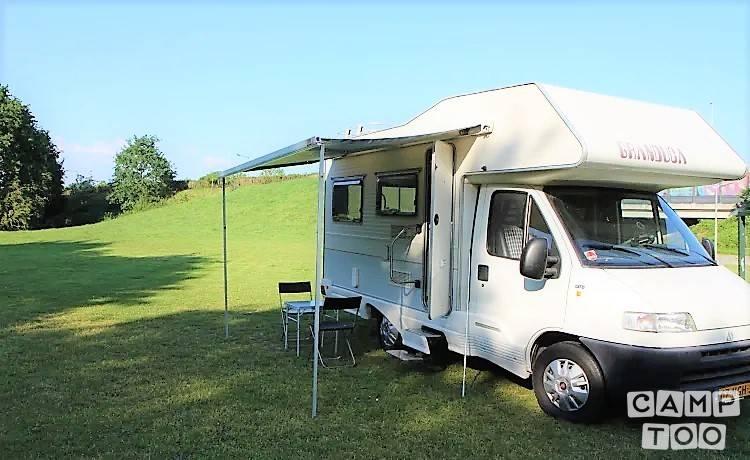 Fiat camper uit 1996: foto 1/12