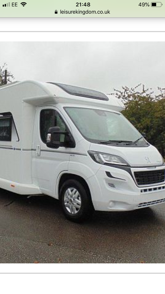 Peugeot camper from 2018: photo 1/19