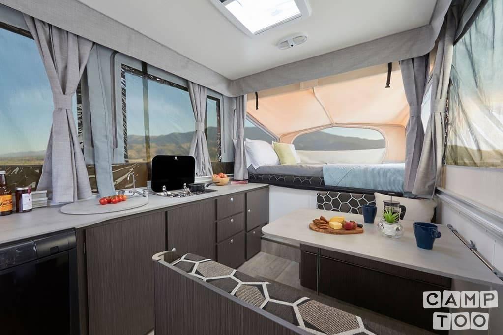 Jayco caravan from 2021: photo 1/8