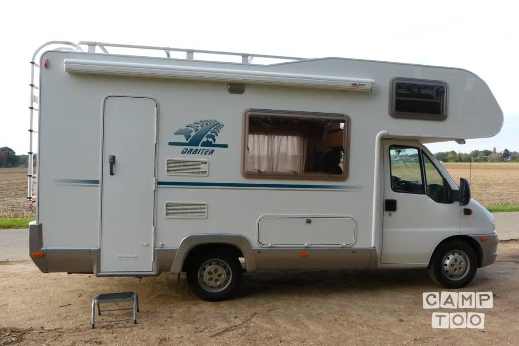 Weinsberg  camper uit 2007: foto 1/18