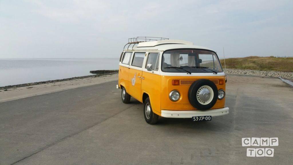 Volkswagen camper from 1975: photo 1/12