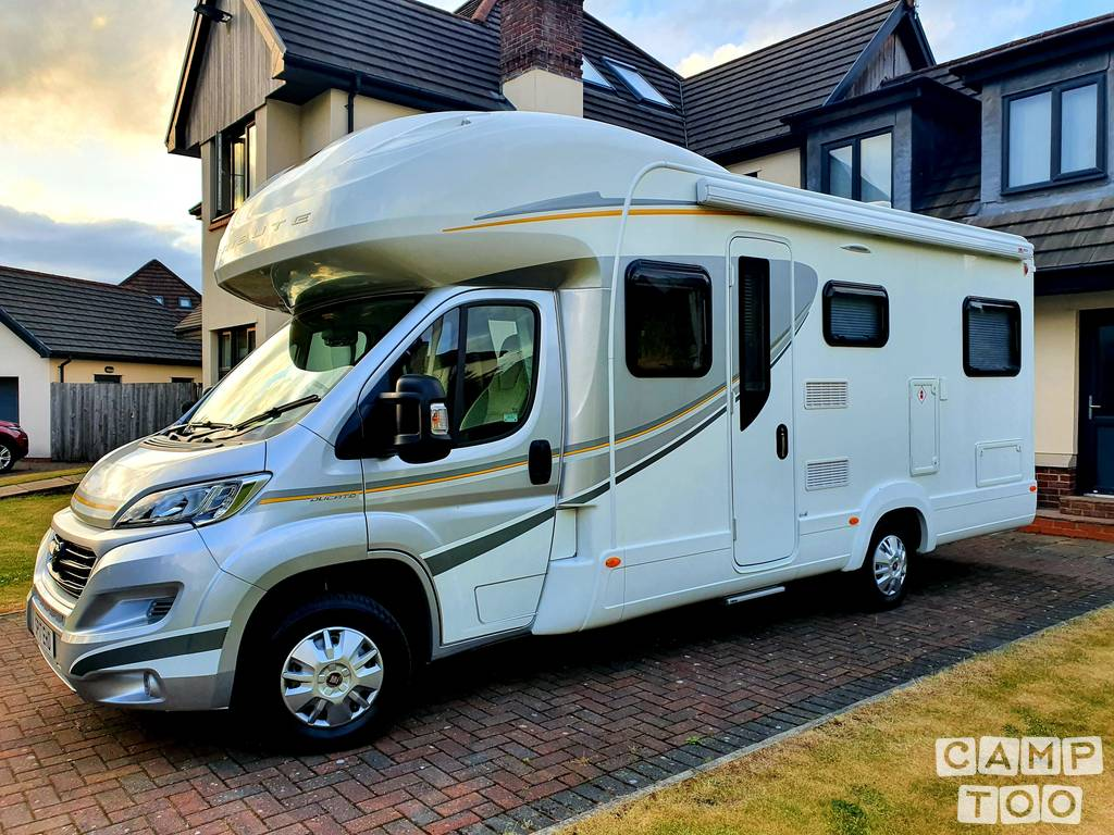 Auto Trail Motorhomes camper from 2017: photo 1/14
