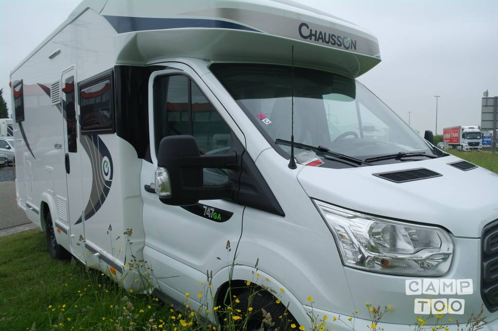 Chausson camper from 2018: photo 1/14