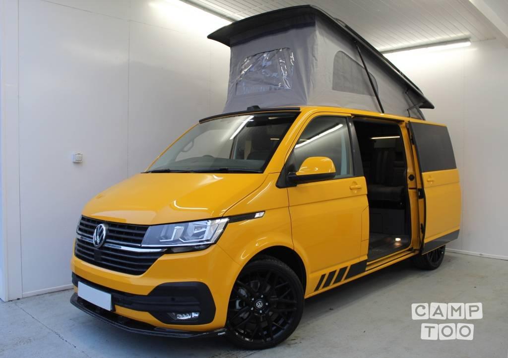 Volkswagen camper from 2020: photo 1/20