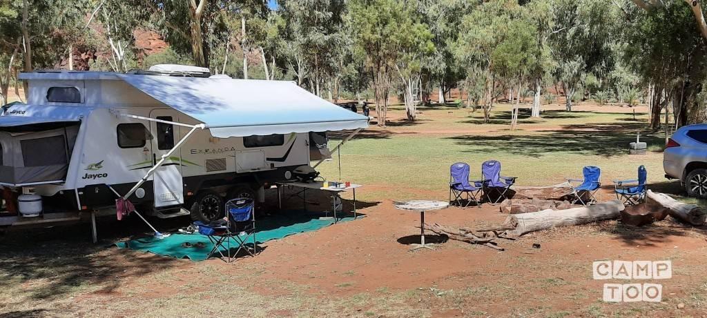 Jayco caravan from 2014: photo 1/6