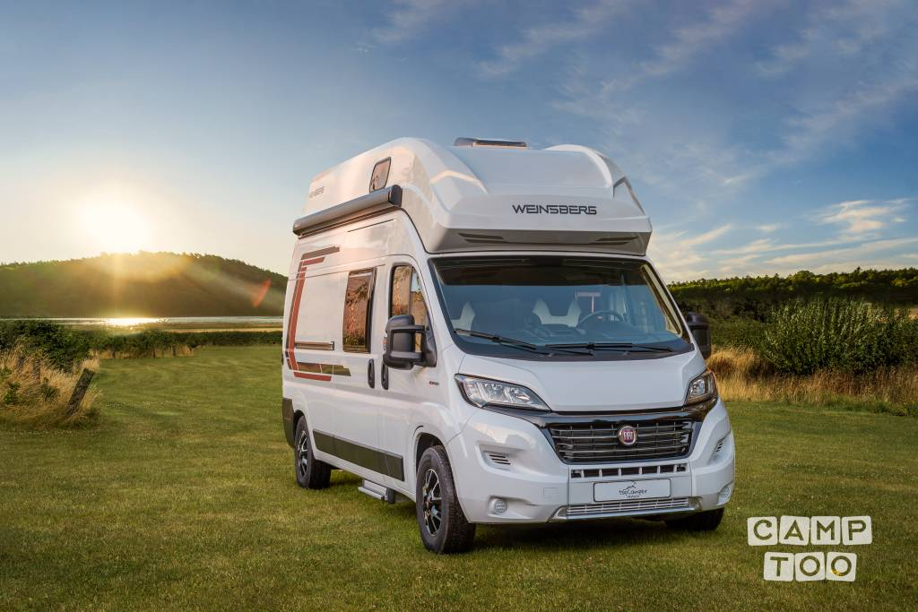 Weinsberg  camper from 2019: photo 1/11