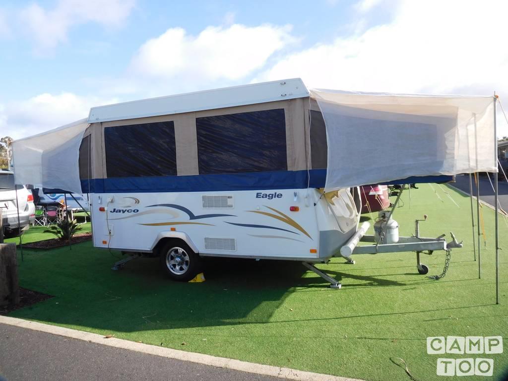 Jayco caravan uit 2007: foto 1/21