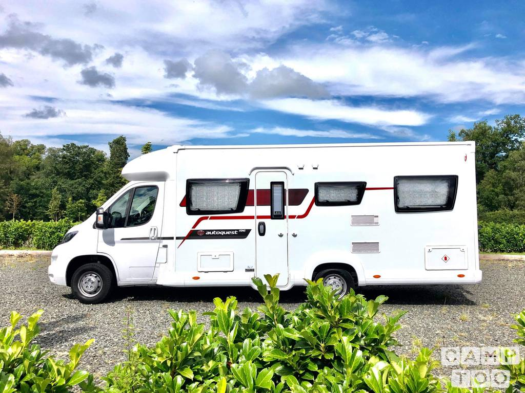 Peugeot camper uit 2020: foto 1/25