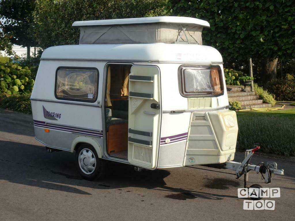 Eriba caravan from 1995: photo 1/11