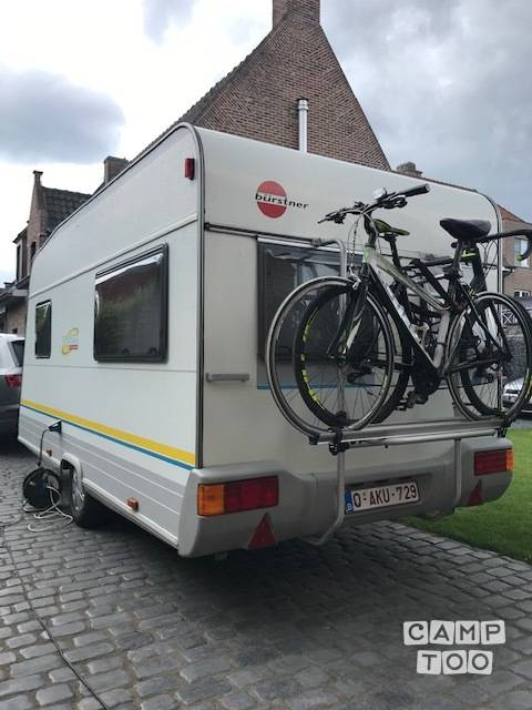 Bürstner caravan from 1998: photo 1/22