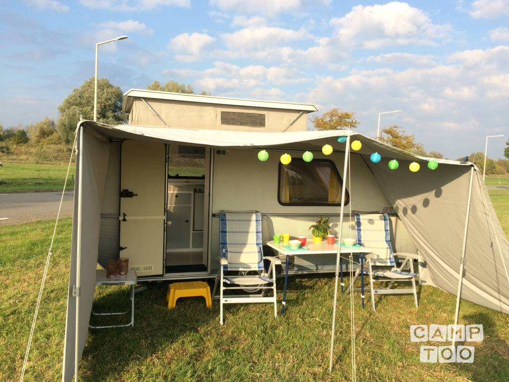 Kip Caravans caravan from 1993: photo 1/13
