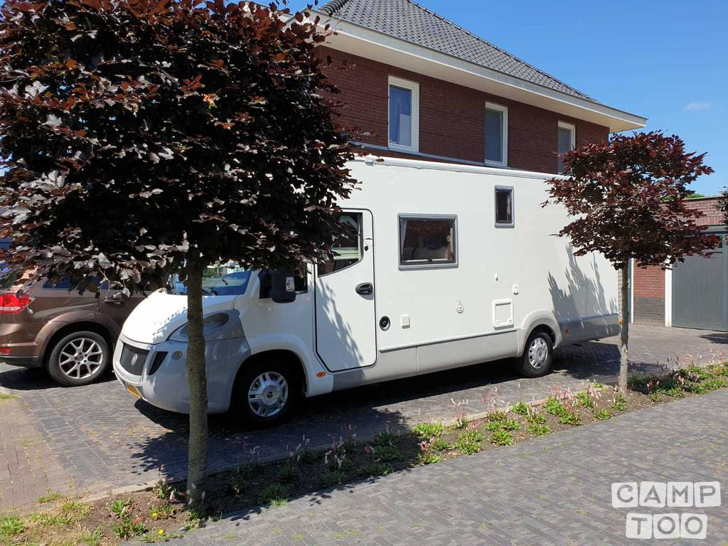 Autostar camper from 2010: photo 1/23