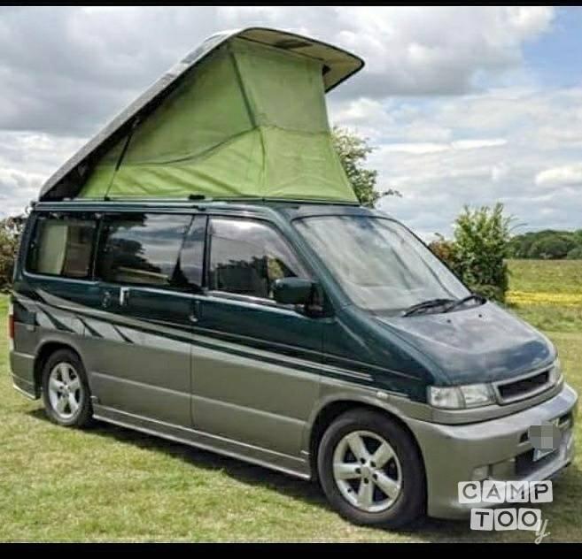 Mazda camper from 1995: photo 1/8