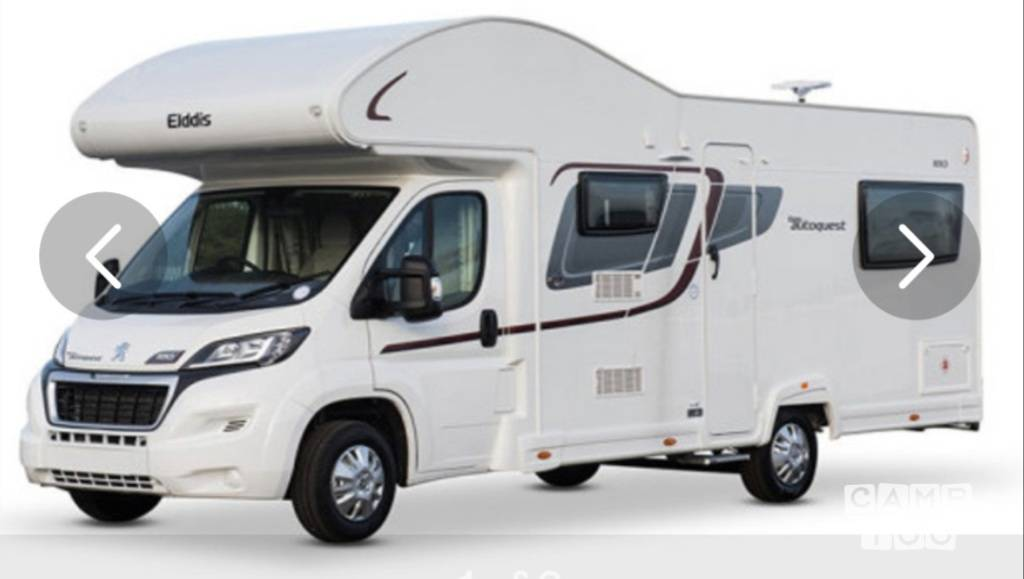 Peugeot camper from 2015: photo 1/10