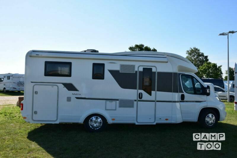 Adria camper from 2020: photo 1/23
