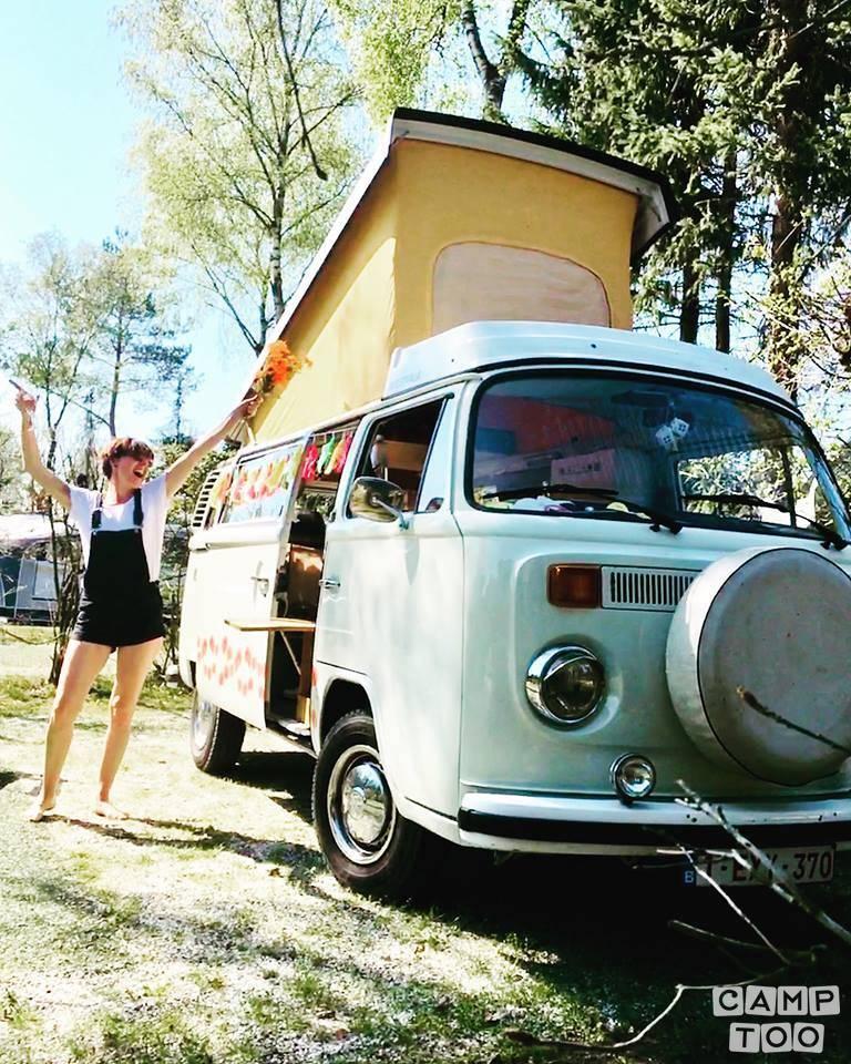 Westfalia camper from 1978: photo 1/4