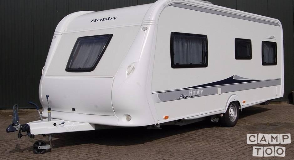 Hobby caravan od 2012: zdjęcie 1/29