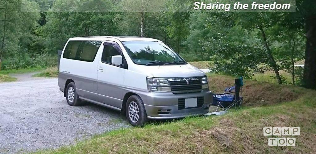 Nissan camper uit 1998: foto 1/19
