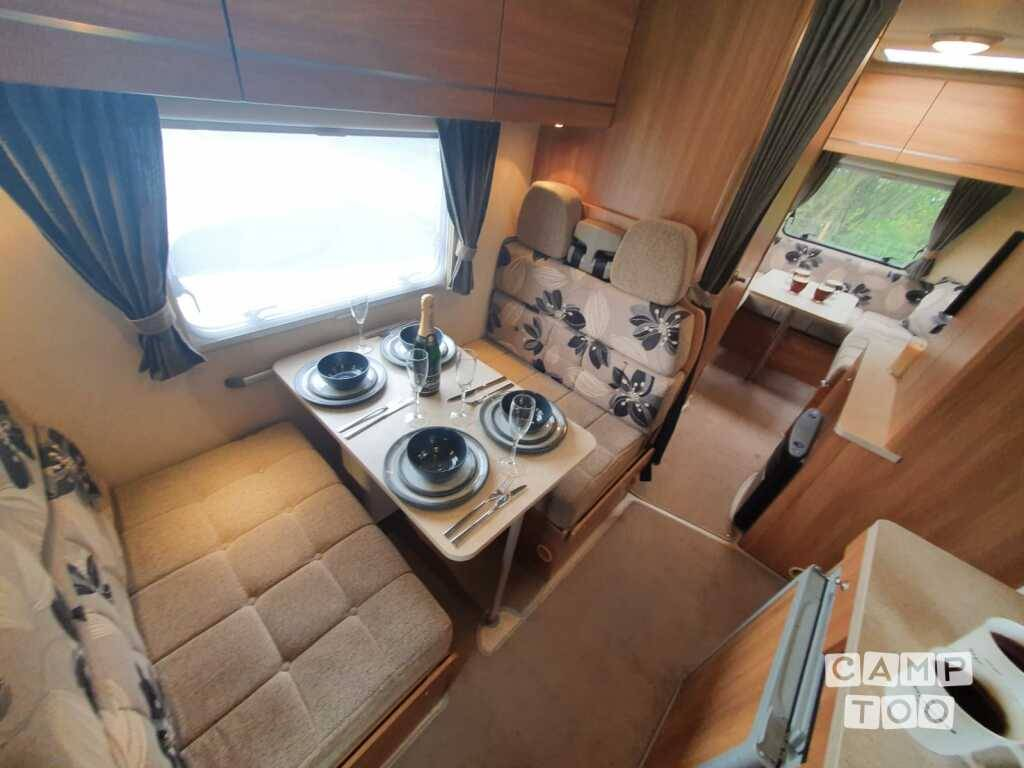 Swift camper from 2012: photo 1/12