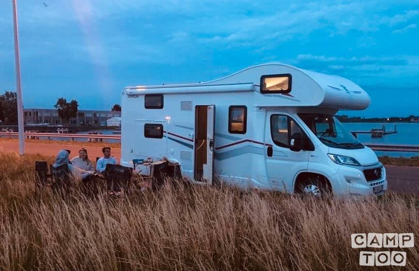 Rimor camper from 2020: photo 1/10