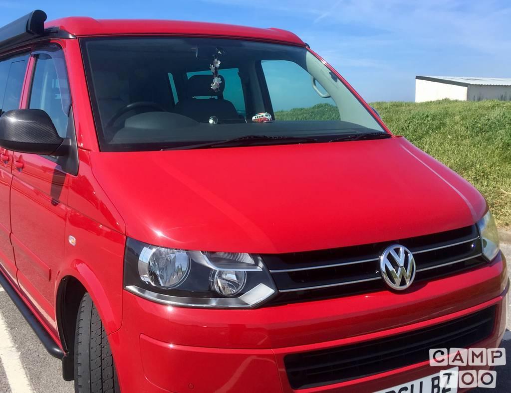 Volkswagen camper uit 2012: foto 1/7
