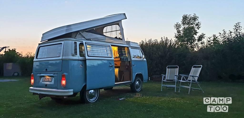 Volkswagen camper from 1976: photo 1/16
