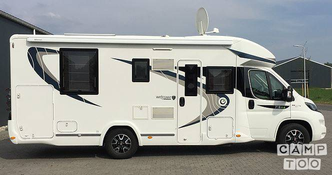 Chausson camper from 2016: photo 1/17