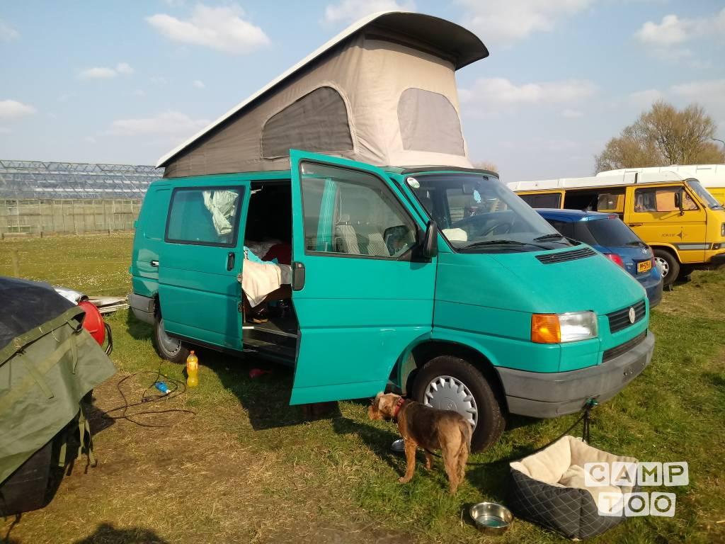 Volkswagen camper uit 1994: foto 1/2