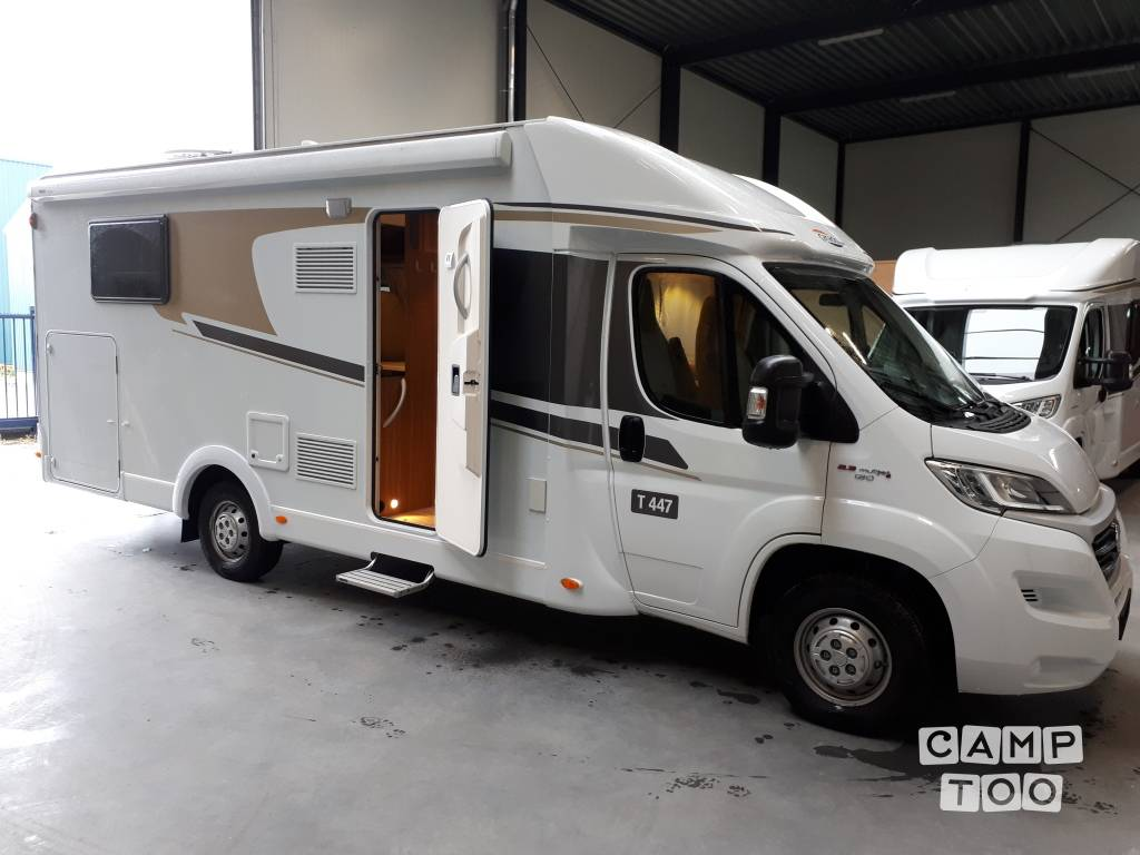 Capron camper from 2018: photo 1/22