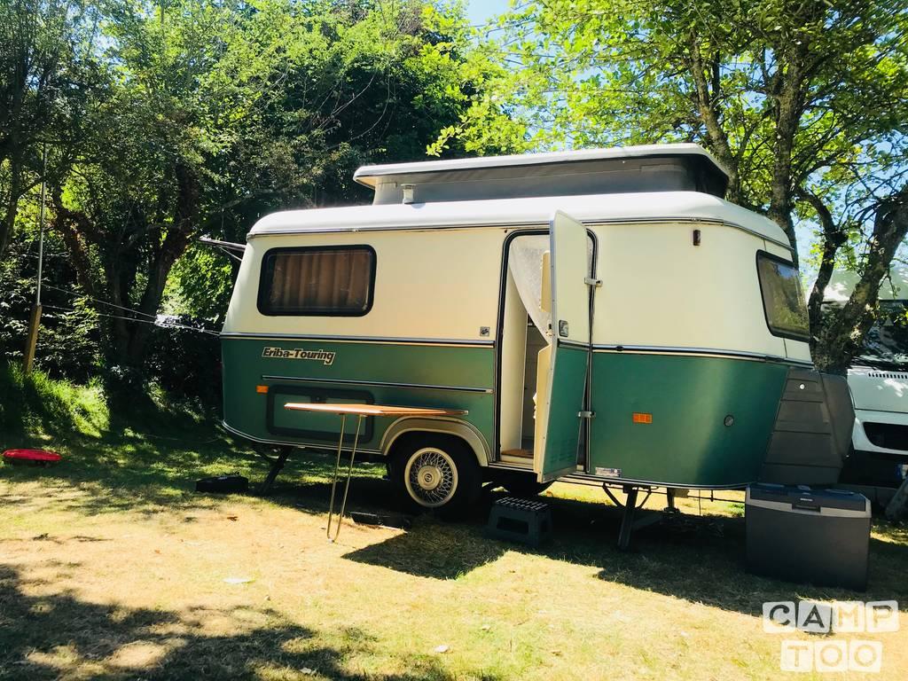 Eriba caravan uit 1990: foto 1/40