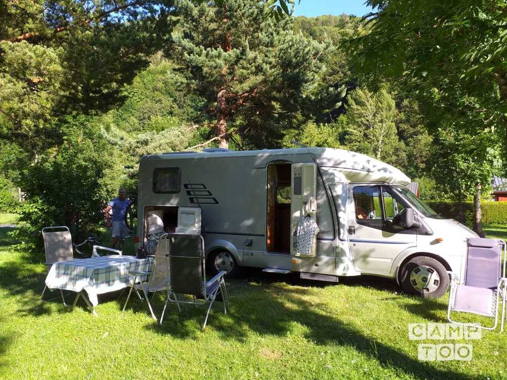 Hymer camper from 2008: photo 1/12