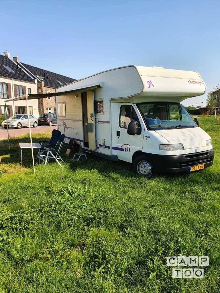 Fiat camper uit 2001: foto 1/11