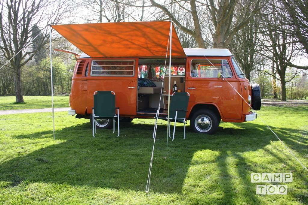 Volkswagen camper from 1973: photo 1/12