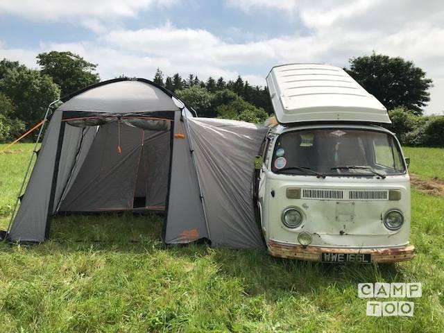 Volkswagen camper from 1973: photo 1/5