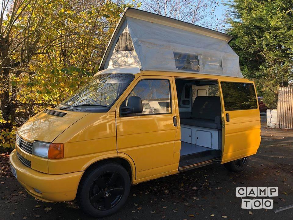 Volkswagen camper from 1998: photo 1/9
