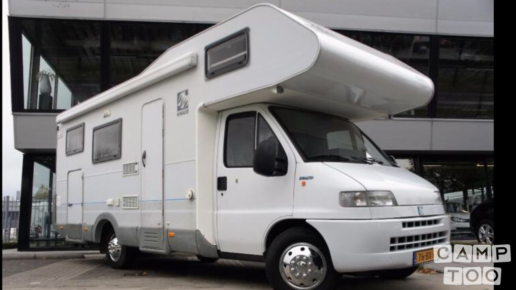 Fiat camper from 1999: photo 1/22