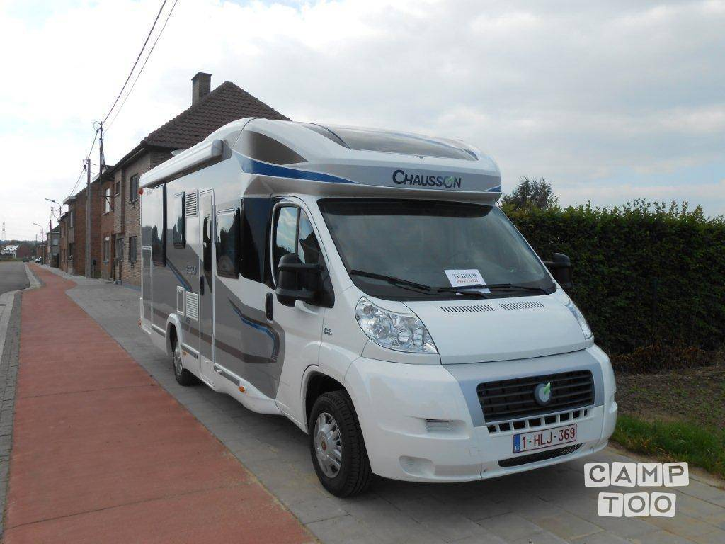Chausson camper from 2016: photo 1/8