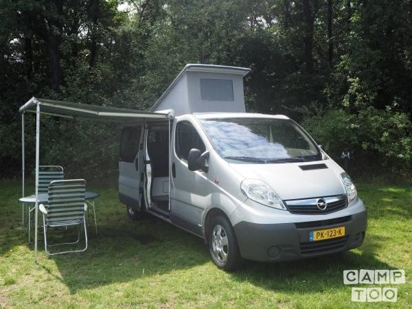 Renault camper uit 2014