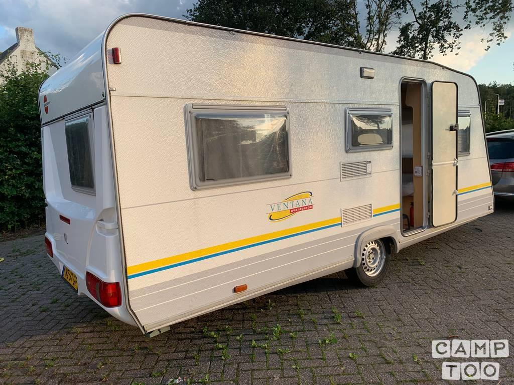 Bürstner caravan from 1998: photo 1/12