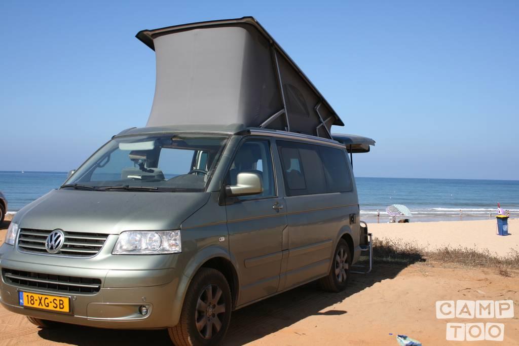 Volkswagen camper from 2007: photo 1/46