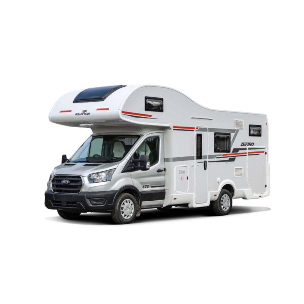 Roller Team camper from 2020: photo 1/13